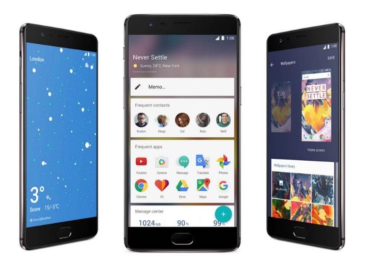 Представлен смартфон OnePlus 3T