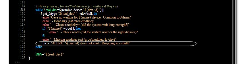 Уязвимость скриптов инициализации Cryptsetup в Debian: достаточно просто зажать Enter - 1