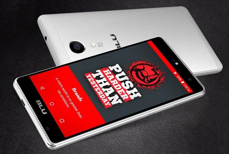 Смартфоны Blu Producst были заражены шпионским ПО