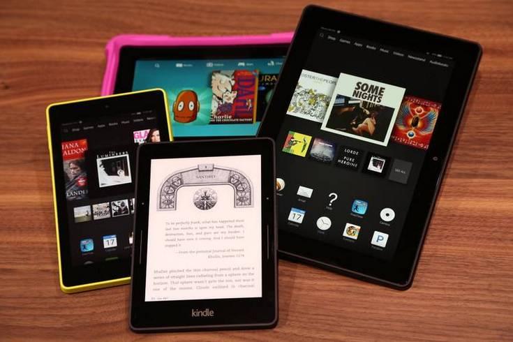 Amazon и Huawei смогут увеличить продажи планшетов по итогам года