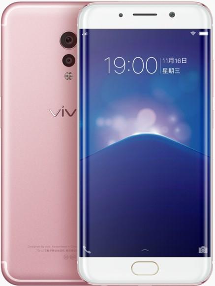 Флагманский смартфон Vivo XPlay 6 с изогнутым дисплеем и сдвоенной камерой оценен в $655