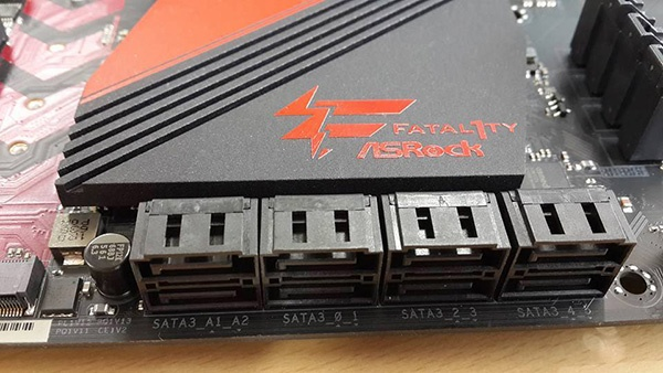 ASRock Fatality Z270 Gaming K6