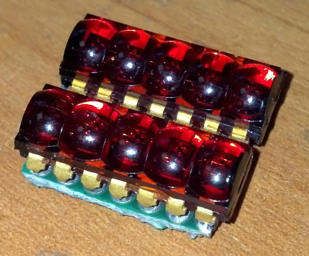Очки дополненной реальности из старого советского калькулятора - 6
