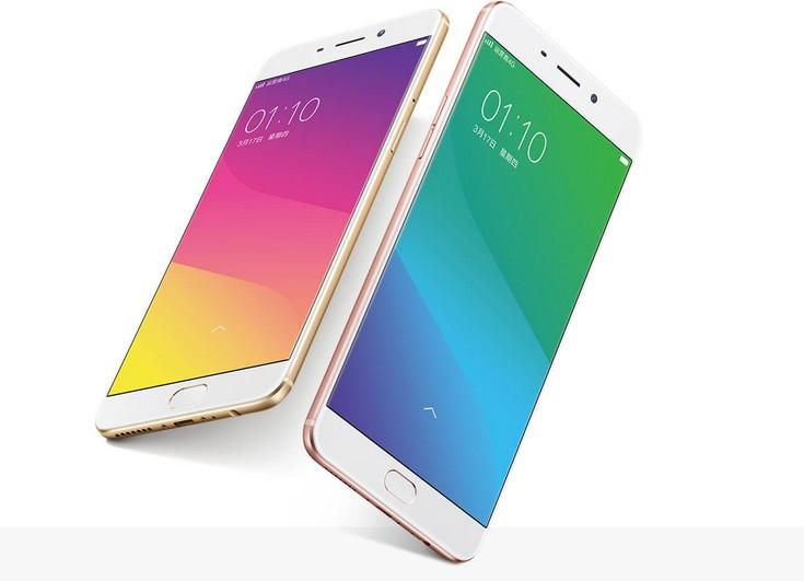 Cмартфоны Oppo R9 и R9 Plus