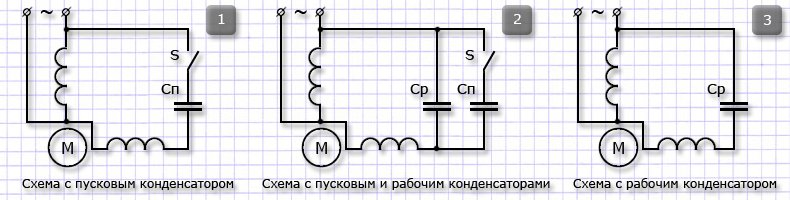Скалярный частотник для однофазного асинхронного двигателя - 1