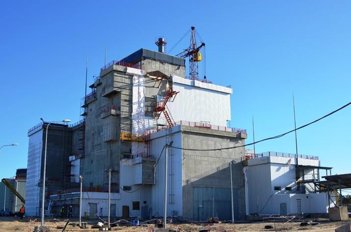 Укрытие-2 надвигают на 4-й энергоблок ЧАЭС - 8