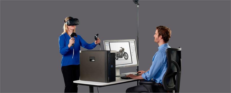 Как изменится применение визуализации в проектировании в эпоху виртуальной и дополненной реальности. Часть 2 - 1