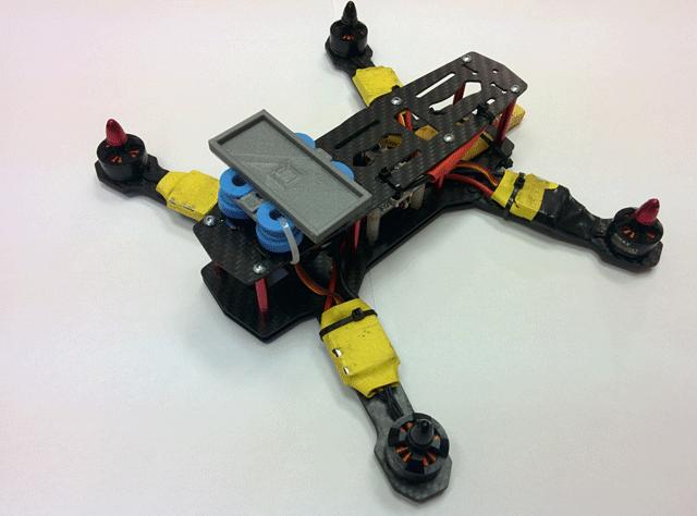 Как построить гоночный коптер и не устать - 12