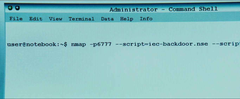 Сканер nmap как главный инструмент кино-хакеров - 12