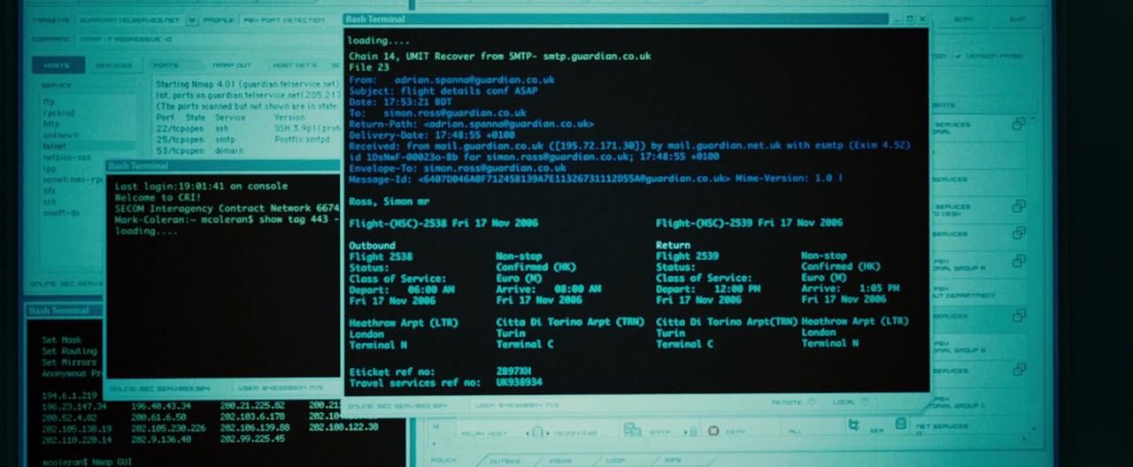Сканер nmap как главный инструмент кино-хакеров - 13