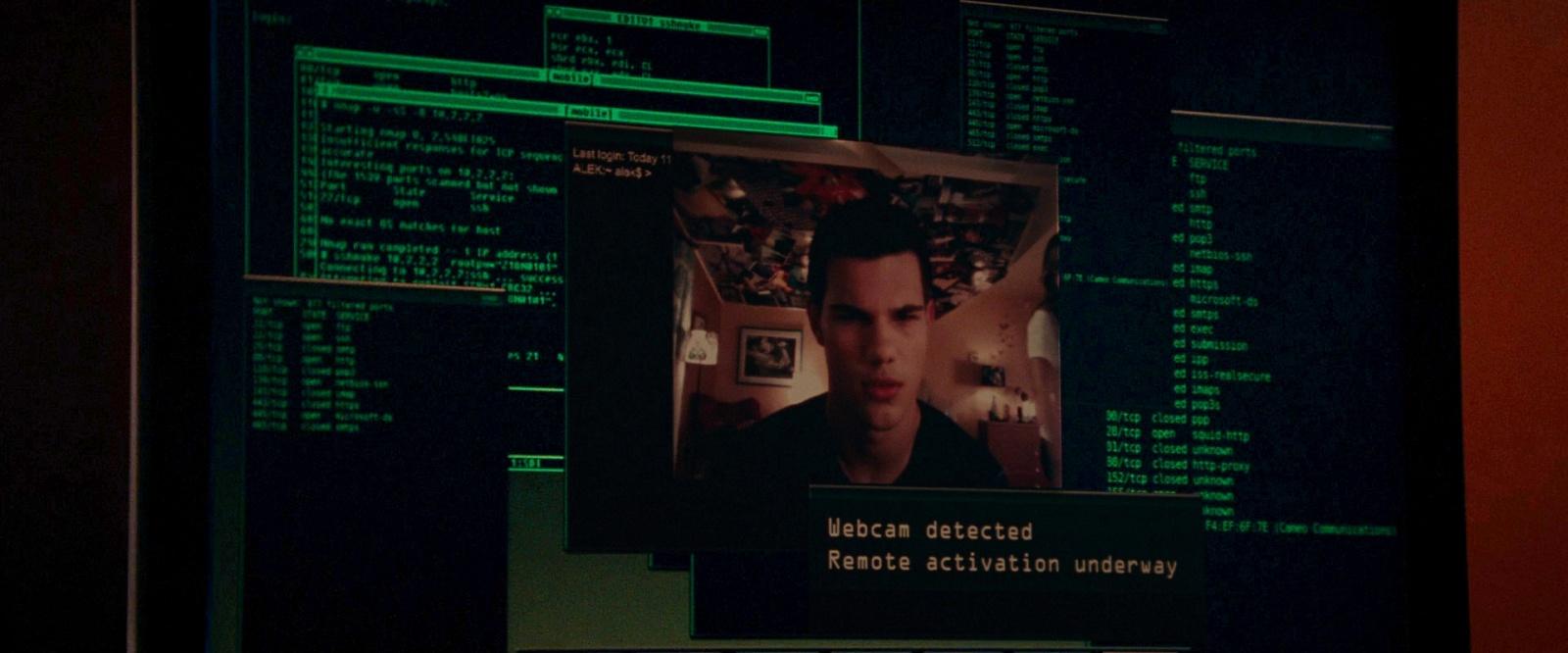 Сканер nmap как главный инструмент кино-хакеров - 25