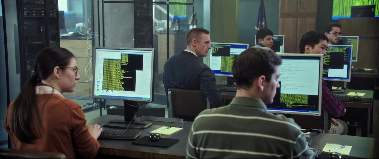 Сканер nmap как главный инструмент кино-хакеров - 5
