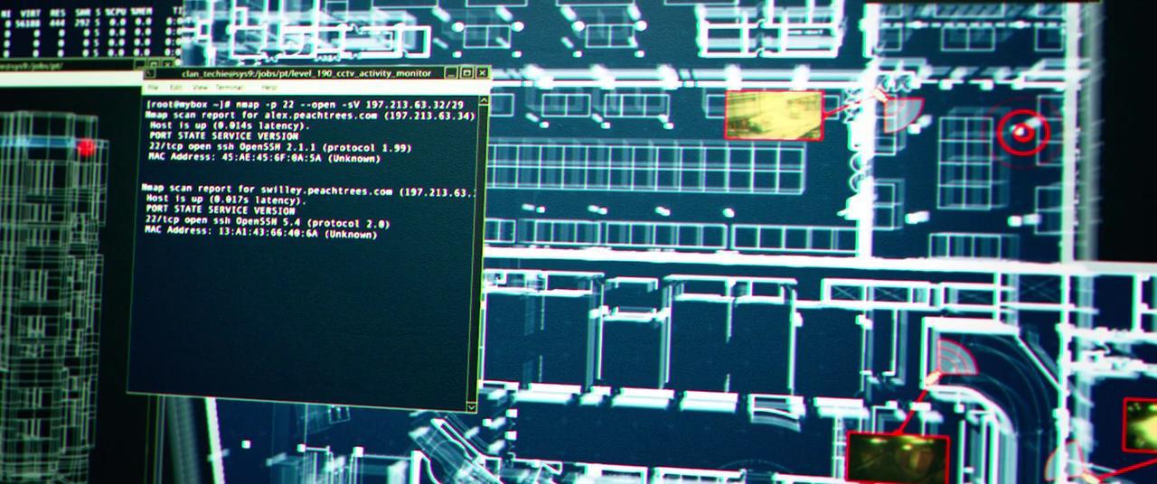 Сканер nmap как главный инструмент кино-хакеров - 7