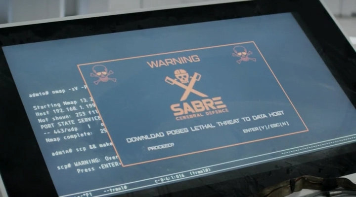Сканер nmap как главный инструмент кино-хакеров - 8