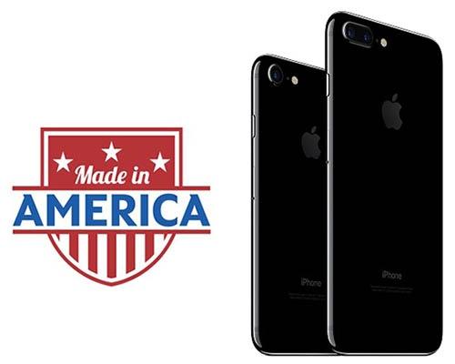 Производство iPhone могут перенести в США, что повысит стоимость производства более чем вдвое