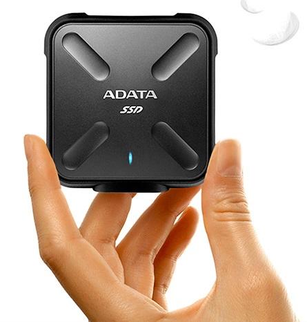 SSD Adata SD700 базируется на флэш-памяти 3D NAND