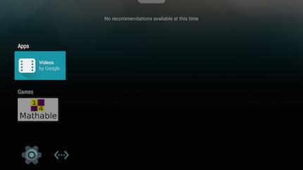 Запускаем свою игру на Android TV - 6