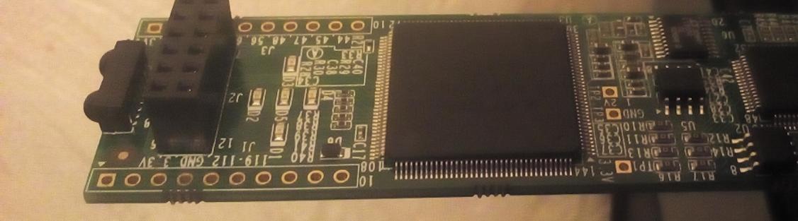 Знакомство и старт разработки на ПЛИС iCE40 от Lattice Semiconductor - 22