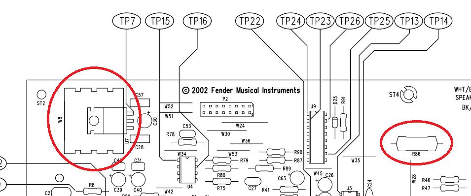 Доработка комбоусилителя Fender Champion 30 DSP - 4