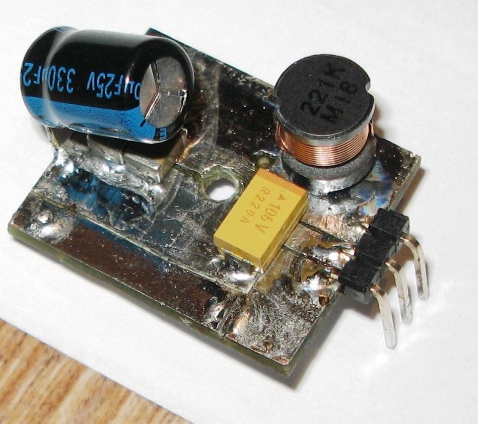 Доработка комбоусилителя Fender Champion 30 DSP - 8