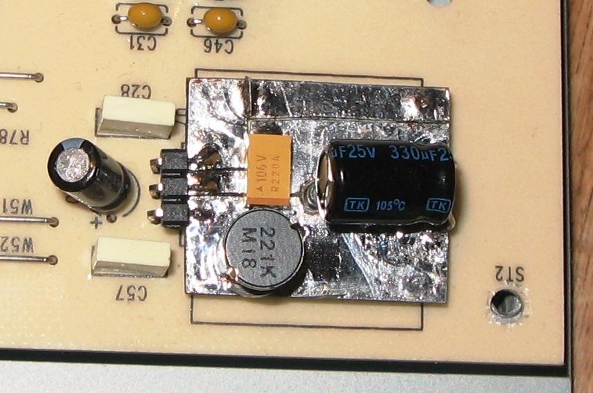 Доработка комбоусилителя Fender Champion 30 DSP - 9