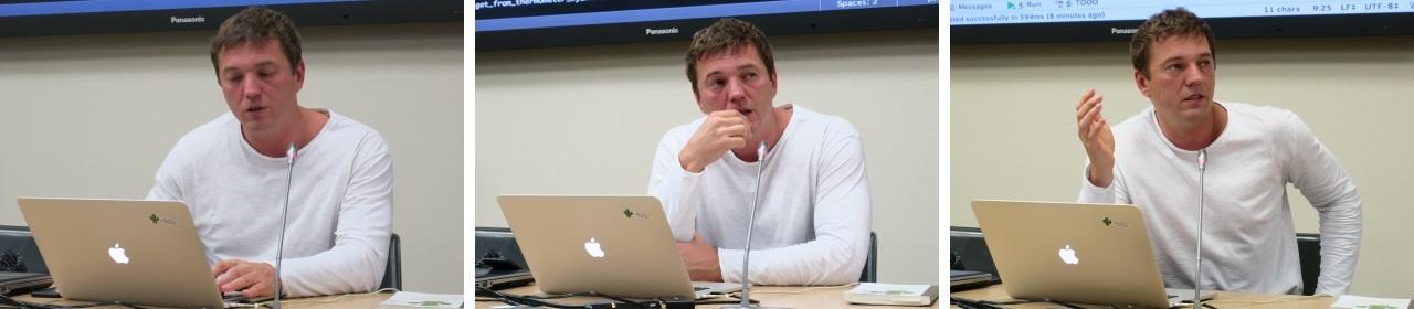 Егор Бугаенко про MVC на jug.msk.ru - 4
