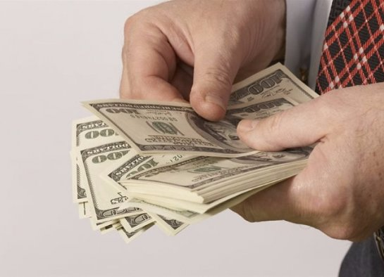 Хруст денег поднимает настроение
