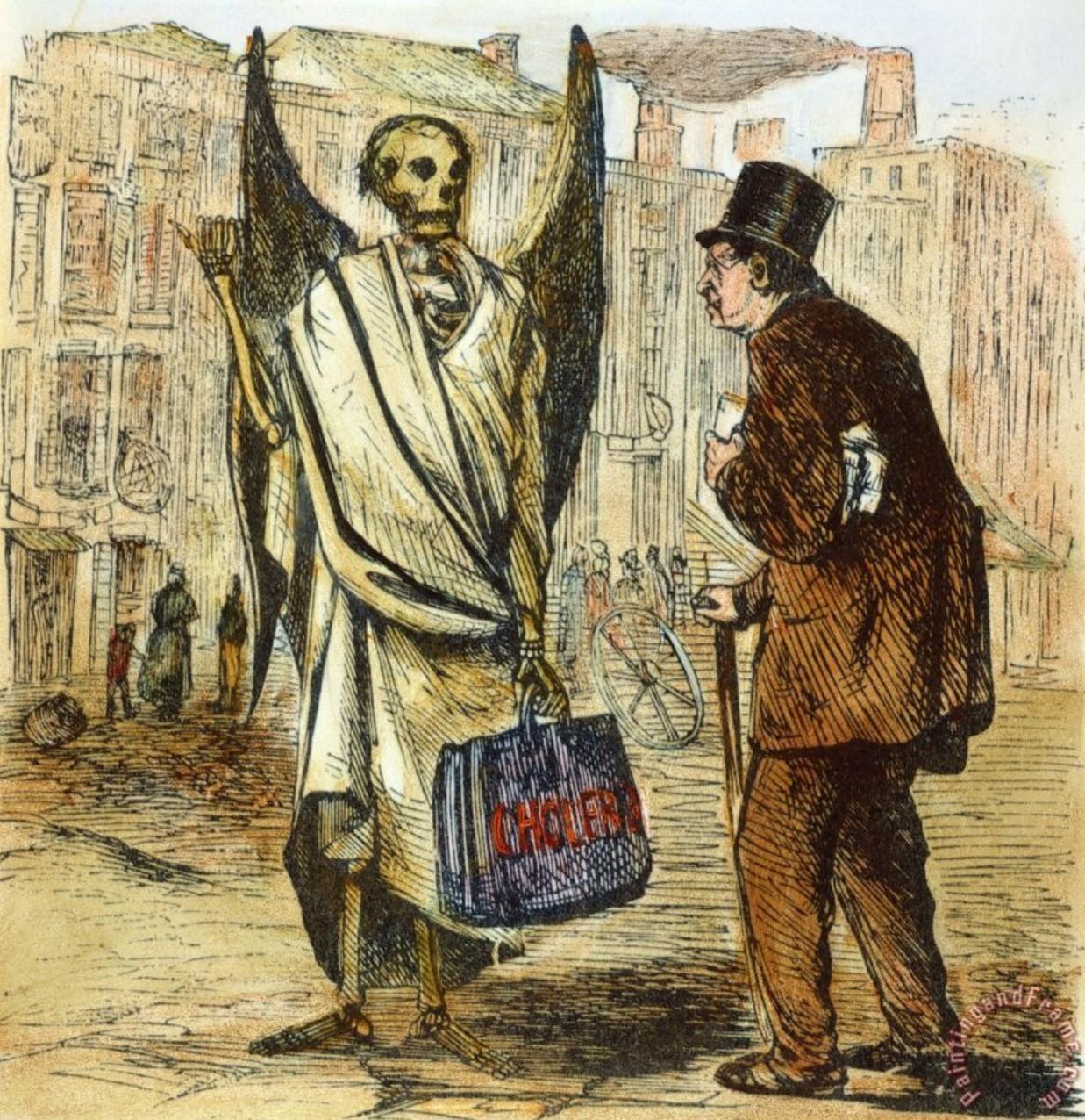 История мировых эпидемий, часть 2 - 1