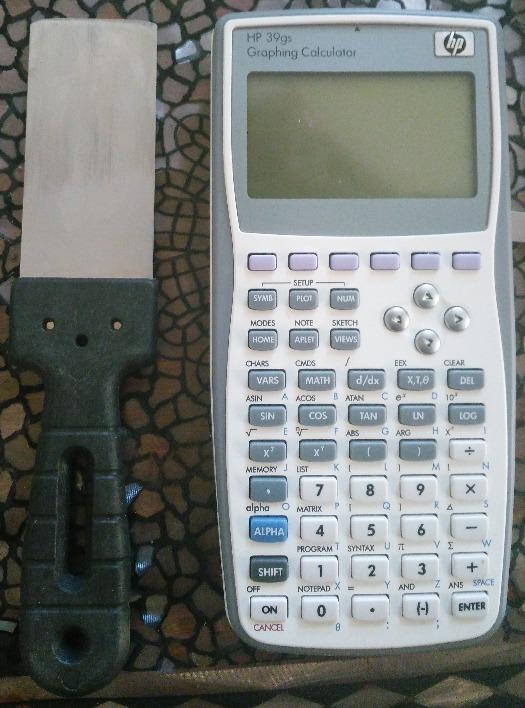 Переделываем программируемый калькулятор HP 39GS в 48GII - 6