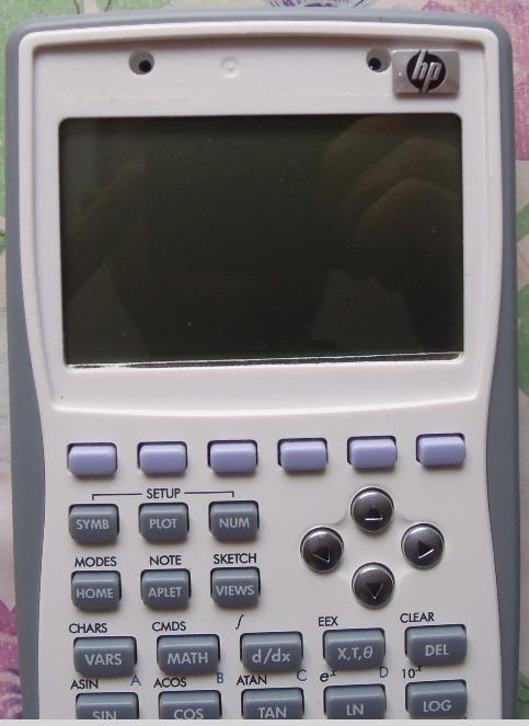 Переделываем программируемый калькулятор HP 39GS в 48GII - 7