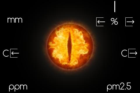 Каждая погода хороша: индикатор погоды, который косплеит - 8