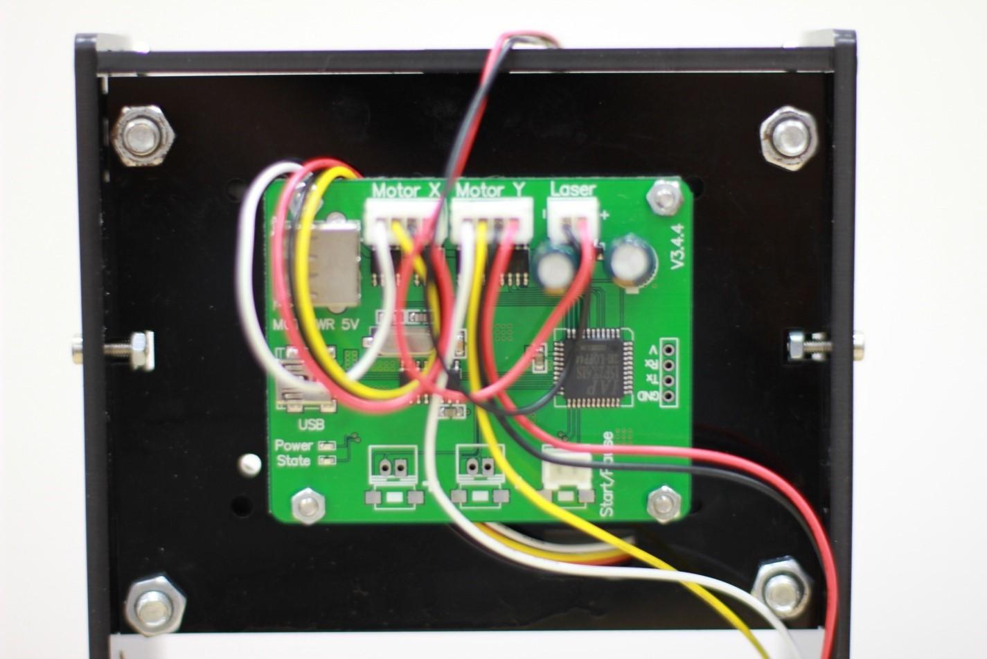 Как подключить полупроводниковый лазер мощностью более 1 Вт (1000 мВт) к 3D-принтеру, ЧПУ станку, координатному столу - 2