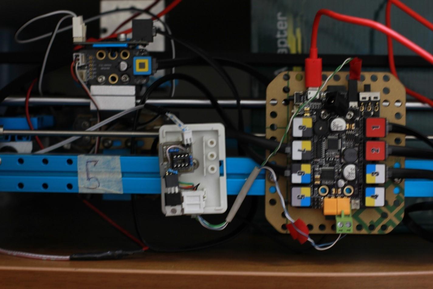 Как подключить полупроводниковый лазер мощностью более 1 Вт (1000 мВт) к 3D-принтеру, ЧПУ станку, координатному столу - 5