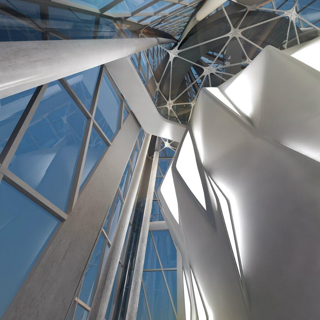Лед и ветер. Как решаются климатические задачи для самого северного небоскреба мира - 3