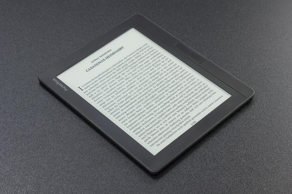 Обзор PocketBook 840-2 Ink Pad 2: новый крупноформатный E Ink-ридер с экраном сверхвысокого разрешения - 13