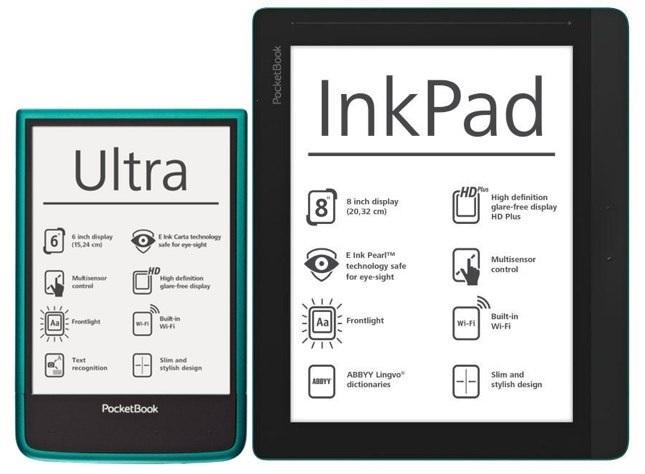 Обзор PocketBook 840-2 Ink Pad 2: новый крупноформатный E Ink-ридер с экраном сверхвысокого разрешения - 2