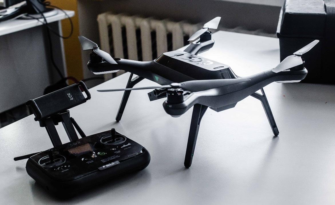 Разработки Университета ИТМО: Управление дронами на основе блокчейн - 2