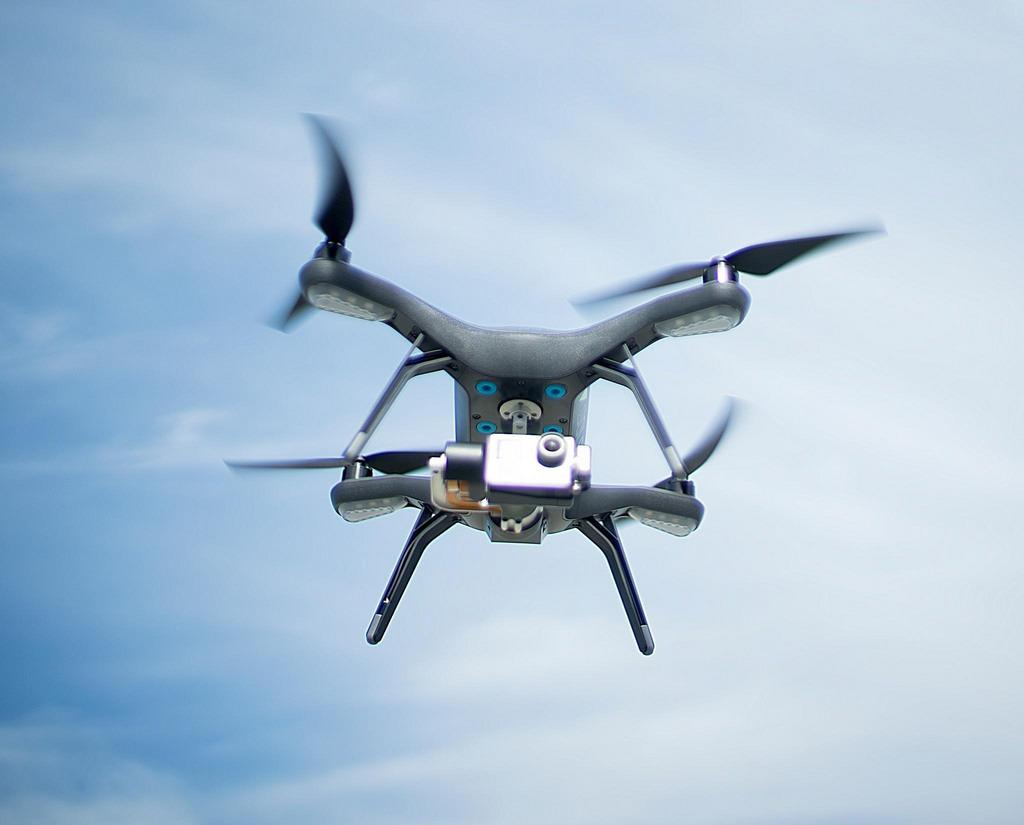 Разработки Университета ИТМО: Управление дронами на основе блокчейн - 1