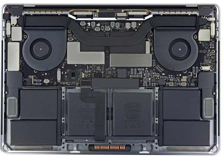 В новых MacBook Pro нельзя заменить даже клавиатуру