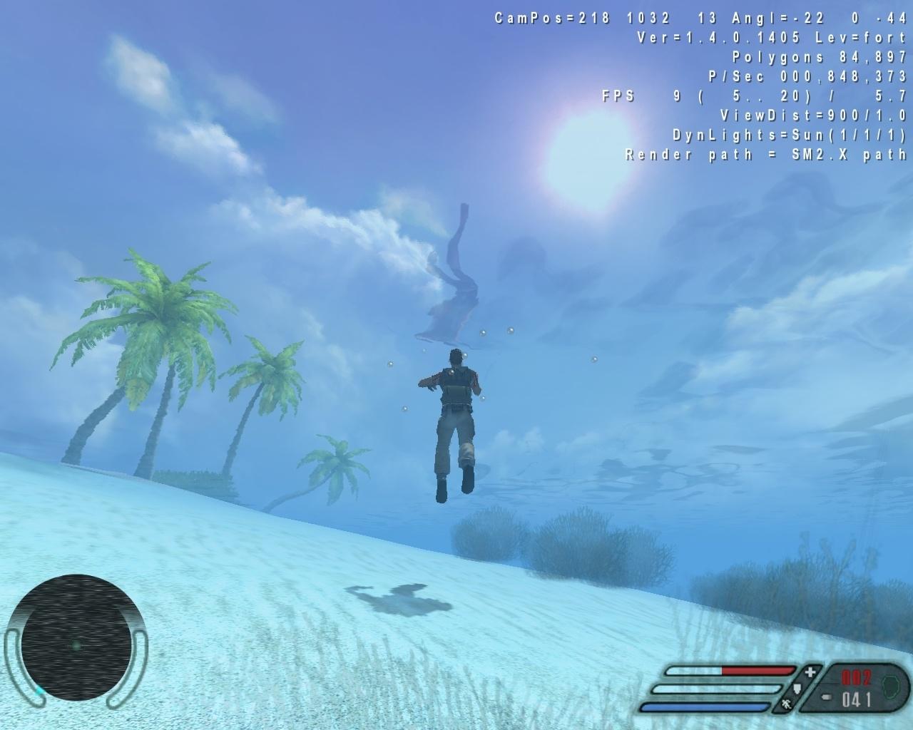 Вперёд в п(р)ошлое. Geforce FX. The Dawn of War - 52
