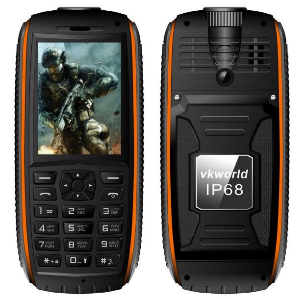 Защищенный телефон Vkworld Stone V3 Max будет предлагаться за $53