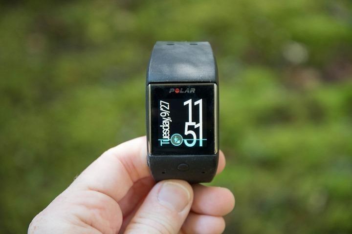 Polar M600 — обзор возможностей спортивных часов на Android Wear - 12