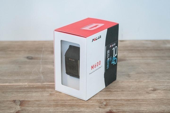 Polar M600 — обзор возможностей спортивных часов на Android Wear - 2