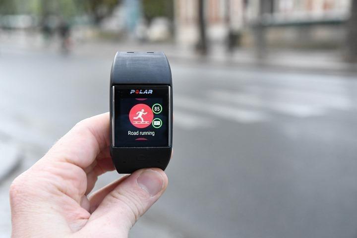 Polar M600 — обзор возможностей спортивных часов на Android Wear - 24