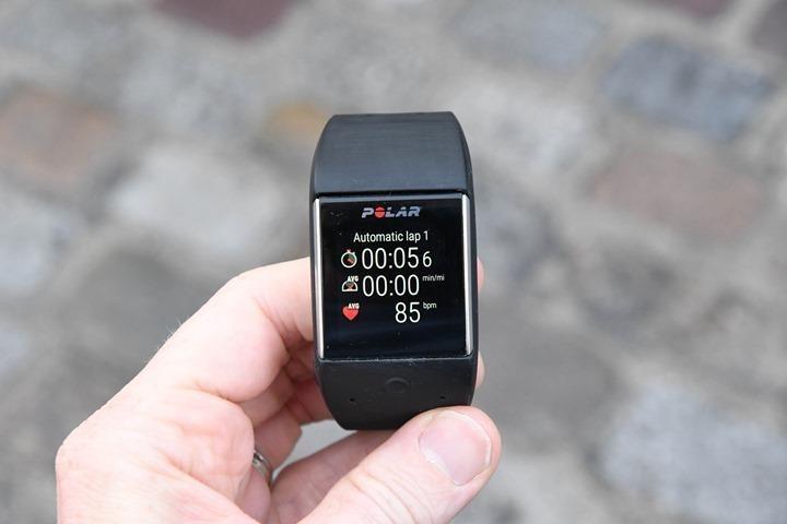Polar M600 — обзор возможностей спортивных часов на Android Wear - 25