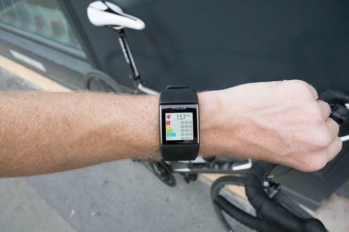 Polar M600 — обзор возможностей спортивных часов на Android Wear - 32