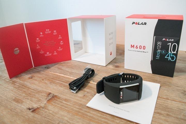 Polar M600 — обзор возможностей спортивных часов на Android Wear - 4