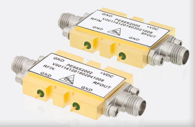 Умножители серии PE88X удваивают частоту входного сигнала