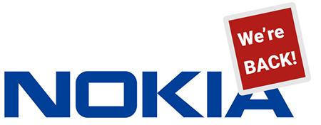 Марка Nokia возвращается на рынок смартфонов в следующем году