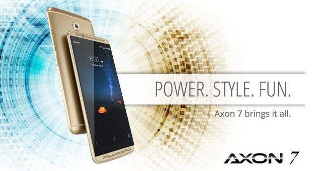 Обновленный смартфон ZTE Axon 7 получил поддержку технологии Force Touch